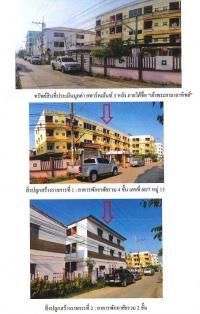 หอพัก/อพาร์ทเมนท์หลุดจำนอง ธ.ธนาคารกรุงไทย ปทุมธานี คลองหลวง คลองหนึ่ง