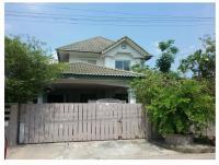 บ้านเดี่ยวหลุดจำนอง ธ.ธนาคารกรุงไทย ปทุมธานี ธัญบุรี ลำผักกูด