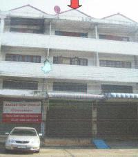 อาคารพาณิชย์หลุดจำนอง ธ.ธนาคารอาคารสงเคราะห์ ปทุมธานี คลองหลวง คลองสาม