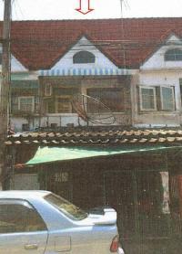ทาวน์เฮ้าส์หลุดจำนอง ธ.ธนาคารอาคารสงเคราะห์ ปทุมธานี เมืองปทุมธานี บางพูน