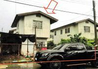 บ้านแฝดหลุดจำนอง ธ.ธนาคารอาคารสงเคราะห์ ปทุมธานี ลำลูกกา บึงคอไห