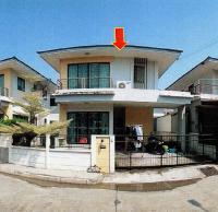 บ้านแฝดหลุดจำนอง ธ.ธนาคารอาคารสงเคราะห์ ปทุมธานี ธัญบุรี บึงยี่โถ