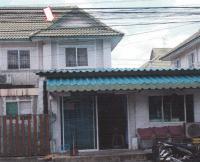 บ้านแฝดหลุดจำนอง ธ.ธนาคารอาคารสงเคราะห์ ปทุมธานี ลำลูกกา คูคต