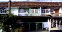 ทาวน์เฮ้าส์หลุดจำนอง ธ.ธนาคารอาคารสงเคราะห์ ปทุมธานี เมืองปทุมธานี บ้านฉาง