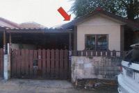 บ้านแฝดหลุดจำนอง ธ.ธนาคารอาคารสงเคราะห์ ปทุมธานี ธัญบุรี ลำผักกูด(คลองฝั่งใต้)