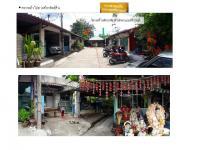 ทาวน์เฮาส์หลุดจำนอง ธ.ธนาคารธนชาต ปทุมธานี (กลางเมือง) ธัญบุรี